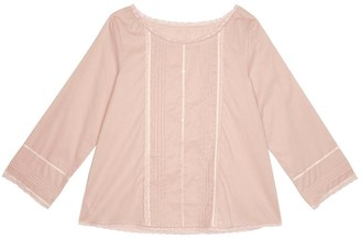 Pink Label Megan Long Sleeve Sleep Shirt