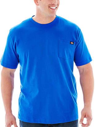 Dickies Heavyweight Short-Sleeve Pocket Tee-Big & Tall