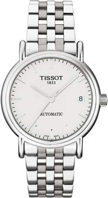 Tissot Men's Carson Swiss Automatic Bracelet Watch, 36mm