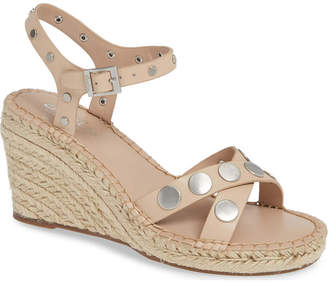 Charles by Charles David Nacho Espadrille Wedge Sandals Women Shoes