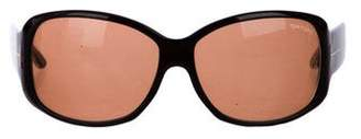 Tom Ford Isabella Tinted Sunglasses