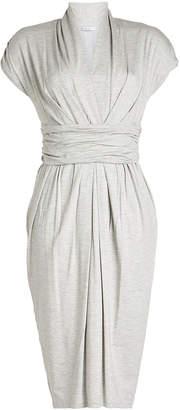 Max Mara Dress with Ruched Waist