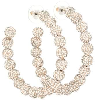 Lele Sadoughi Stardust crystal-embellished earrings