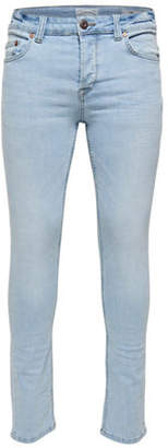 ONLY & SONS Washed Slim Jeans