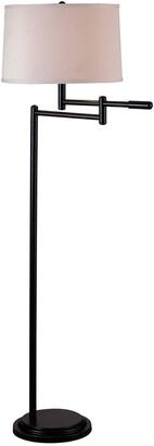 Kenroy Swing Arm Floor Lamp