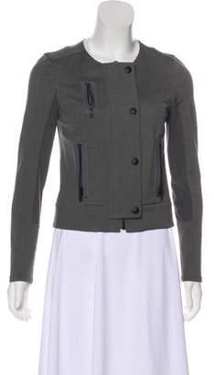 J Brand Long Sleeve Casual Jacket