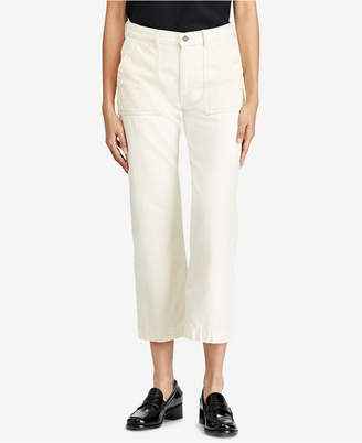 Polo Ralph Lauren Wide-Leg Pants