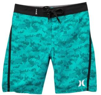 Hurley Micro Camo Board Shorts (Big Boys)