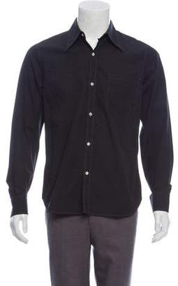 Maison Margiela Casual Button-Up Shirt