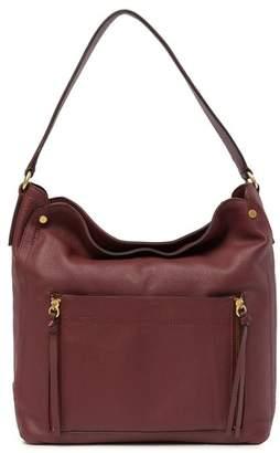Cole Haan Harlow Leather Bucket Bag
