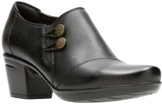 Clarks Emslie Warren Leather Boot - Multiple Widths Available