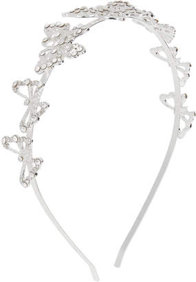 Monsoon Bling Butterfly Diamante Alice Hair Band