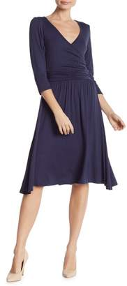 Loveappella Cross Front Dress