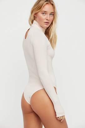 Intimately Seamless Turtleneck Bodysuit