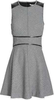 Derek Lam 10 Crosby Houndstooth Mini Dress