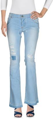 Atos Lombardini Denim pants - Item 42598768LW