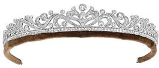 Crislu ANDREW PRINCE BY Regal Brilliant Cut Bridal Tiara