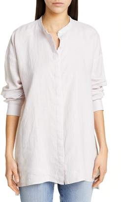 d8b9b17c33f Eileen Fisher Petite Tunic Tops - ShopStyle