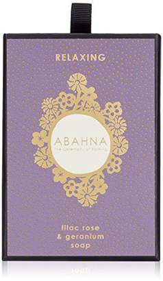 Abahna (アバーナ) - アバーナ ソープ ライラック ローズ&ゼラニウム 170g