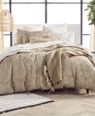 Lucky Brand Kashmir 3-Pc. King Comforter Set, Created for Macy's Bedding