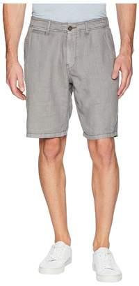 Lucky Brand Laguna Linen Flat Front Shorts Men's Shorts
