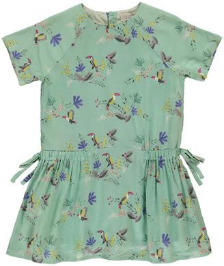 BONNET Ã POMPON Bird Dress $148.80 thestylecure.com