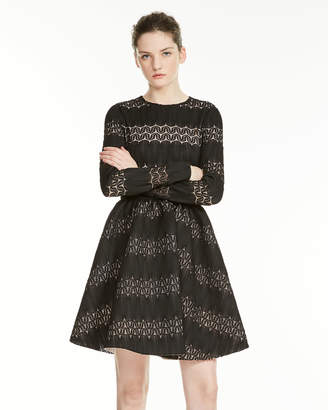 Maje Relane Dress