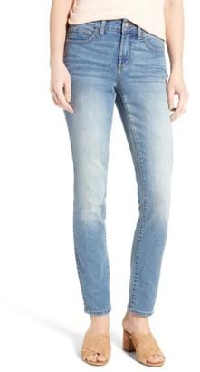 Women's Nydj Alina Skinny Jeans $124 thestylecure.com