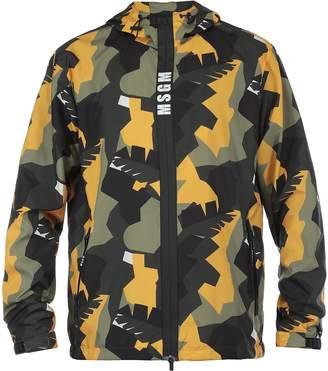 MSGM Waterproof Jacket
