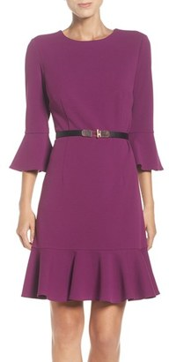 Women's Ivanka Trump Flutter Dress $138 thestylecure.com