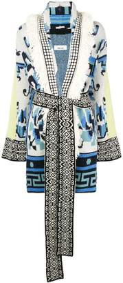 Circus Hotel oversized tapestry coat