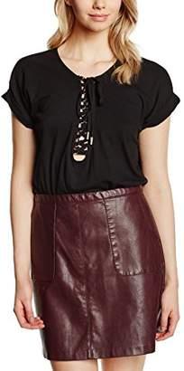 Gat Rimon Women's Short Sleeve T-Shirt - Black