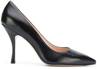 Stuart Weitzman pointed toe pumps