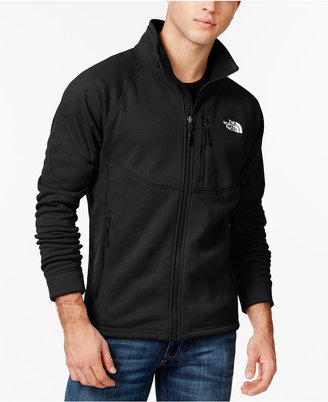 The North Face Timber Full-Zip Fleece Jacket $99 thestylecure.com