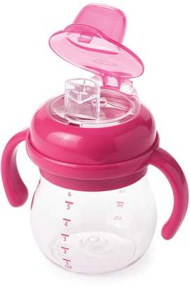 OXO Tot Tot Transitions 6-Oz. Soft Spout Sippy Cup with Removable Handles