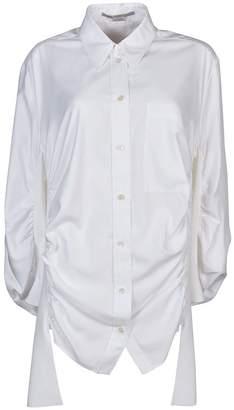Stella McCartney Ruched Sleeve Shirt