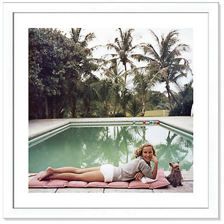 Photos By Getty Images Slim Aarons - Having A Topping Time - Photos by Getty Images Art