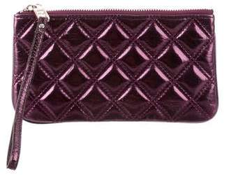 Marc Jacobs Quilted Zip Pochette