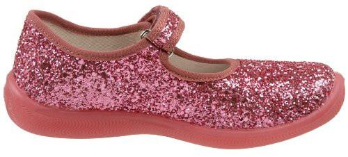 Naturino Glitter Mary Jane in Pink