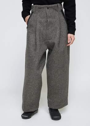 Craig Green Bonded Tweed Trouser