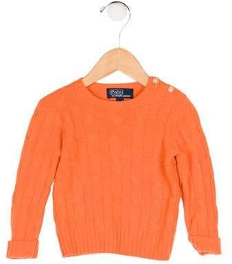 Boys' Knit Sweater