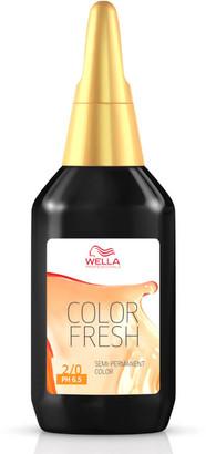 Wella Professionals Care Colour Fresh Fresh Black 2/0 75ml