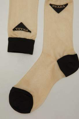 Prada Nylon socks