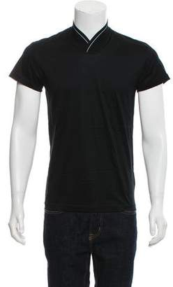 Christian Dior Surplice T-Shirt