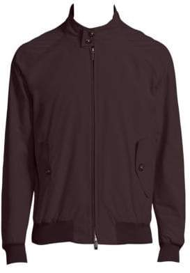 Baracuta Men's G9 Original Zip Jacket - Navy - Size 40