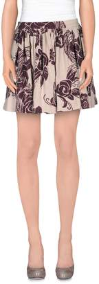 Jucca Mini skirts - Item 35284648