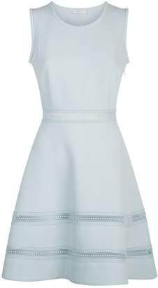 Sandro Lace Trim Mini Dress
