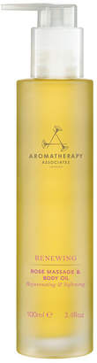Aromatherapy Associates Renew Rose Nourishing Body Oil 3.4fl.oz