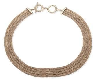 """Ralph Lauren Multi Row Necklace, 17"""""""