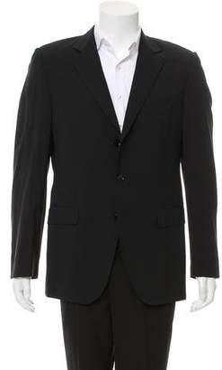 Dolce & Gabbana Virgin Wool Three-Button Blazer